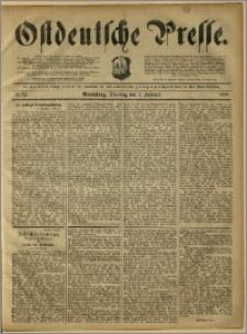Ostdeutsche Presse. J. 12, 1888, nr 32