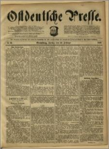 Ostdeutsche Presse. J. 12, 1888, nr 35