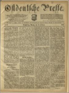 Ostdeutsche Presse. J. 12, 1888, nr 37
