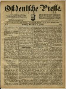 Ostdeutsche Presse. J. 12, 1888, nr 45
