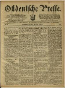 Ostdeutsche Presse. J. 12, 1888, nr 47