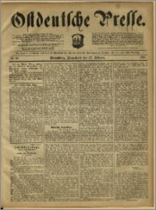 Ostdeutsche Presse. J. 12, 1888, nr 48