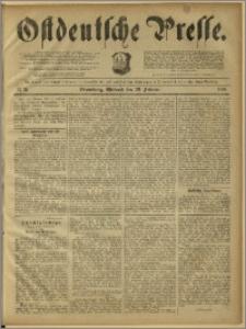 Ostdeutsche Presse. J. 12, 1888, nr 51