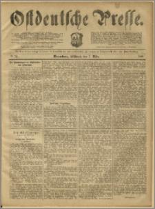 Ostdeutsche Presse. J. 12, 1888, nr 57