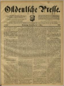 Ostdeutsche Presse. J. 12, 1888, nr 58