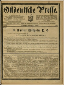 Ostdeutsche Presse. J. 12, 1888, nr 59