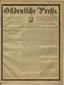 Ostdeutsche Presse. J. 12, 1888, nr 60