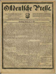Ostdeutsche Presse. J. 12, 1888, nr 61