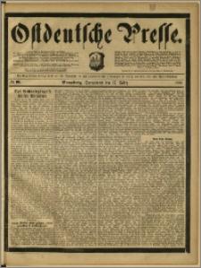 Ostdeutsche Presse. J. 12, 1888, nr 66