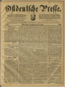 Ostdeutsche Presse. J. 12, 1888, nr 72