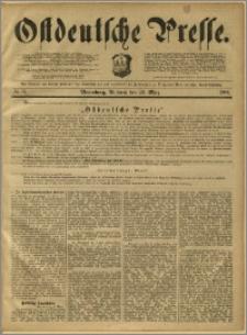Ostdeutsche Presse. J. 12, 1888, nr 75