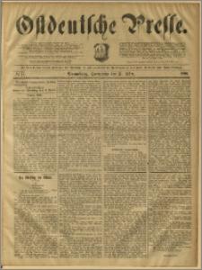 Ostdeutsche Presse. J. 12, 1888, nr 77