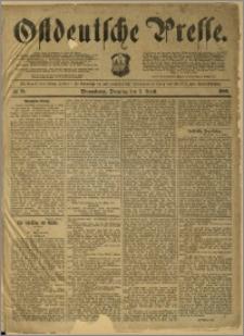 Ostdeutsche Presse. J. 12, 1888, nr 78