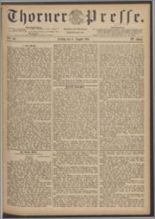 Thorner Presse 1886, Jg. IV, Nro. 181