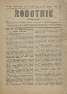 Robotnik Katolicko - Polski : bezpłatny dodatek do Gazety Grudziądzkiej 190812.10 R.4 nr 50