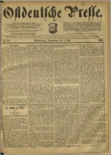 Ostdeutsche Presse. J. 12, 1888, nr 103