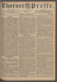 Thorner Presse 1886, Jg. IV, Nro. 217