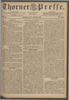 Thorner Presse 1886, Jg. IV, Nro. 218