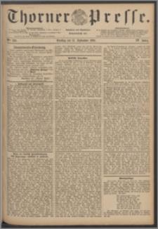 Thorner Presse 1886, Jg. IV, Nro. 220