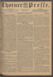 Thorner Presse 1886, Jg. IV, Nro. 224
