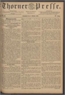 Thorner Presse 1886, Jg. IV, Nro. 230