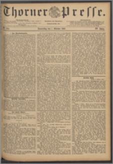 Thorner Presse 1886, Jg. IV, Nro. 234