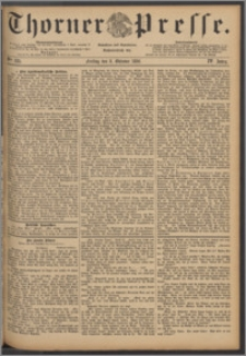 Thorner Presse 1886, Jg. IV, Nro. 235