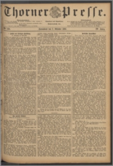 Thorner Presse 1886, Jg. IV, Nro. 236