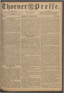 Thorner Presse 1886, Jg. IV, Nro. 238