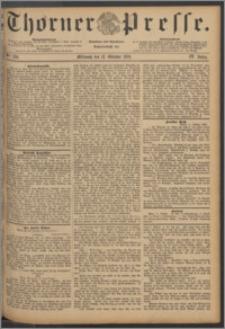Thorner Presse 1886, Jg. IV, Nro. 239