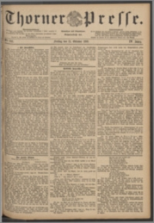 Thorner Presse 1886, Jg. IV, Nro. 241