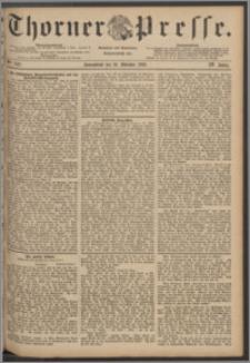 Thorner Presse 1886, Jg. IV, Nro. 242