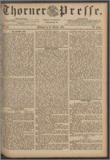Thorner Presse 1886, Jg. IV, Nro. 245