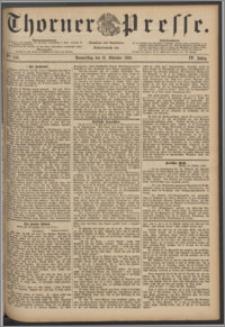 Thorner Presse 1886, Jg. IV, Nro. 246