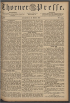 Thorner Presse 1886, Jg. IV, Nro. 248