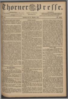 Thorner Presse 1886, Jg. IV, Nro. 249