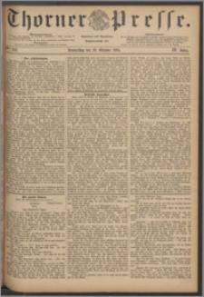 Thorner Presse 1886, Jg. IV, Nro. 252