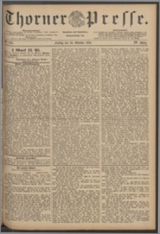 Thorner Presse 1886, Jg. IV, Nro. 253