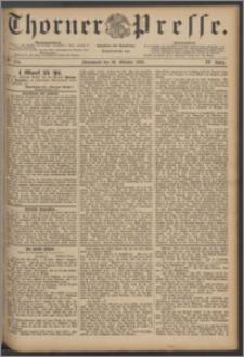 Thorner Presse 1886, Jg. IV, Nro. 254
