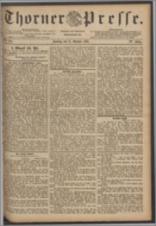 Thorner Presse 1886, Jg. IV, Nro. 255 + Beilage