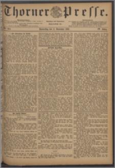 Thorner Presse 1886, Jg. IV, Nro. 264
