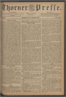 Thorner Presse 1886, Jg. IV, Nro. 266