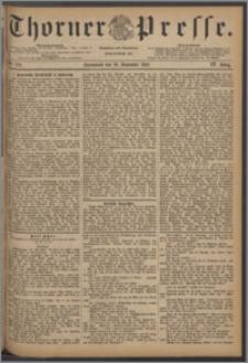 Thorner Presse 1886, Jg. IV, Nro. 272