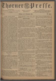 Thorner Presse 1886, Jg. IV, Nro. 274