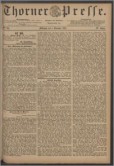 Thorner Presse 1886, Jg. IV, Nro. 281