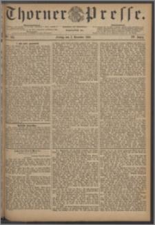 Thorner Presse 1886, Jg. IV, Nro. 283