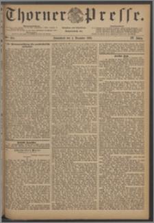 Thorner Presse 1886, Jg. IV, Nro. 284