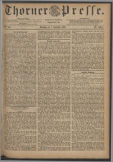 Thorner Presse 1886, Jg. IV, Nro. 286