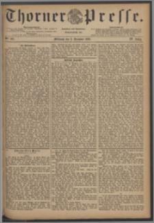 Thorner Presse 1886, Jg. IV, Nro. 287