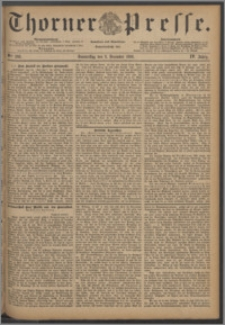 Thorner Presse 1886, Jg. IV, Nro. 288